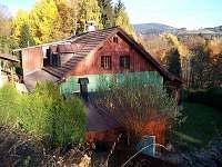 ubytování Skiareál Vrchlabí - Kněžický vrch na chalupě k pronájmu - Jestřabí v Krkonoších - Křížlice