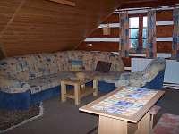 Apartmán 1 - chalupa k pronajmutí Jestřabí v Krkonoších - Křížlice