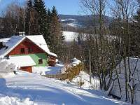 Chalupa k pronájmu - zimní dovolená Jestřabí v Krkonoších - Křížlice