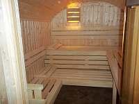 Finská sauna - Jestřabí v Krkonoších - Křížlice