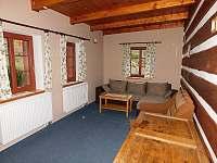 Obývací pokoj - Jestřabí v Krkonoších - Křížlice