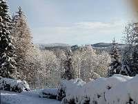 Výhled na Žalý - Jestřabí v Krkonoších - Křížlice
