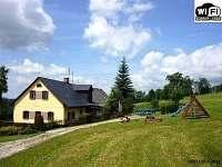 Chalupa u Vyšanských - chalupa ubytování Víchovská Lhota - 2