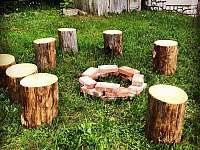 Venkovní ohniště - Jestřabí v Krkonoších