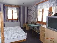 Apartmán - pronájem chaty Horní Malá Úpa