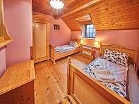 Pokoj č.4 - dvoužko - Rudník