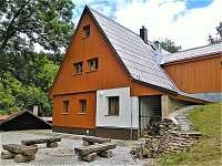 ubytování Lyžařský vlek Pěnkavčí vrch na chatě k pronájmu - Dolní Lysečiny