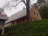 Ubytování Dolní Lysečiny - chata k pronájmu