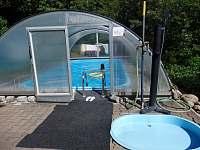 Rekreační dům s bazénem - chalupa k pronajmutí - 8 Rudník