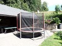 Rekreační dům s bazénem - chalupa k pronájmu - 6 Rudník