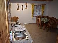 kuchyňský kout - Bělá u Staré Paky