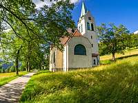 Evangelický kostel ve Strážném - Vrchlabí - Herlíkovice