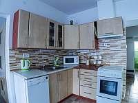 Kuchyň - apartmán k pronájmu Vrchlabí - Herlíkovice