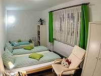 Pokoj č. 1 - pronájem apartmánu Vrchlabí - Herlíkovice