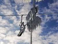 Ski areál Bubákov II. 1.1.2020 - Vrchlabí - Herlíkovice