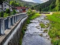 Údolí Labe - Vrchlabí - Herlíkovice