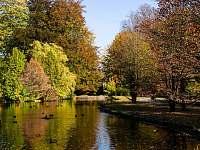 Zámecký park ve Vrchlabí -
