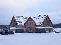 ubytování Skiareál Strážné v apartmánu na horách - Černý Důl