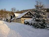 ubytování  v penzionu na horách - Dolní Albeřice