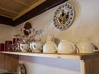 Kuchyně - chalupa k pronajmutí Dolní Dvůr