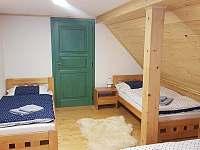 Modrá ložnice - Dolní Dvůr