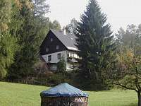 Penzion na horách - okolí Buřan