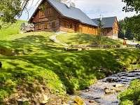 Lysečinky - chalupa ubytování Horní Lysečiny