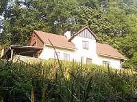 Chalupa k pronájmu - okolí Vítkovic v Krkonoších