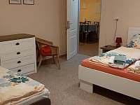 Ložnice - apartmán k pronajmutí Benecko - Štěpanická Lhota