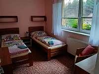 Ložnice - pronájem apartmánu Benecko - Štěpanická Lhota
