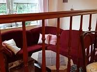 Obývací pokoj,chodba - Benecko - Štěpanická Lhota
