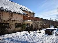 Zima- zahrada - Benecko - Štěpanická Lhota