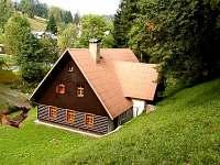 Chata k pronajmutí - okolí Malé Úpy
