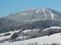 Černá Hora sjezdovky