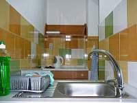 kuchyňka - rekreační dům k pronájmu Janské Lázně