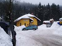Rekreační dům na horách - zimní dovolená Janské Lázně