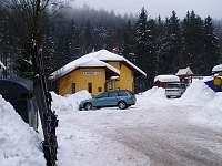 Rodinný dům na horách - okolí Rudníku