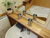 koupelna přízemí - Horní Maršov