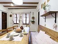 kuchyň s jídelnou - Horní Maršov