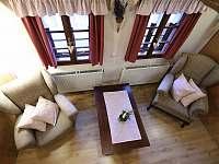 obývací pokoj - Horní Maršov