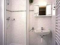 koupelna č.1 - ubytování Rokytnice nad Jizerou