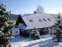 Penzion na horách - zimní dovolená Černý Důl