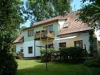 Chata v létě - chalupa k pronajmutí Horní Lánov