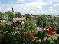 Pohled z okna - Bozkov