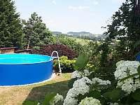 Zahradní bazén - Bozkov
