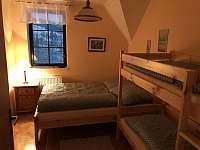 Ložnice v apartmanu - Rokytnice nad Jizerou