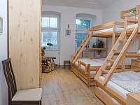 Ložnice - pronájem apartmánu Svoboda nad Úpou