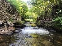 Potok Čistá -
