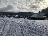 Ski areál Černý Důl - Čistá