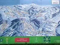 Skiareál Černá Hora - Černý důl - Janské Lázně - Čistá